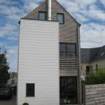 photo de maison de ville d'architecte