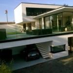photo de maison design d'architecte