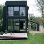 photo de maison en kit contemporaine