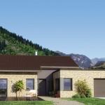 de maison provencale d'architecte toit plat Prix
