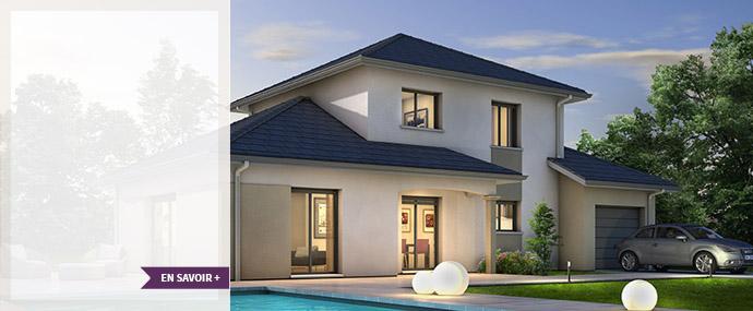 Maison Neuve Moderne | Segu Maison