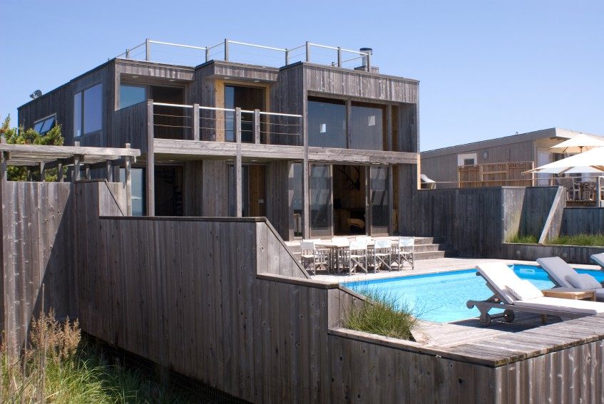 originale moderne toit plat 2014
