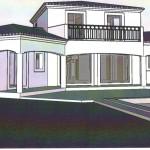 maison provencale d'architecte