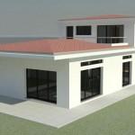maison provencale moderne