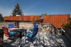 de maison de star avec piscine toit plat Construction