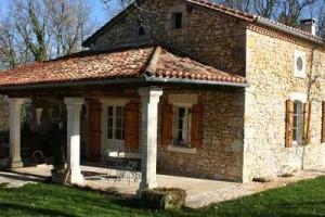 de maison en pierre Construction