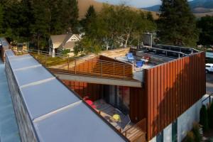 de star toit plat Construction