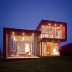 photo de maison en kit moderne