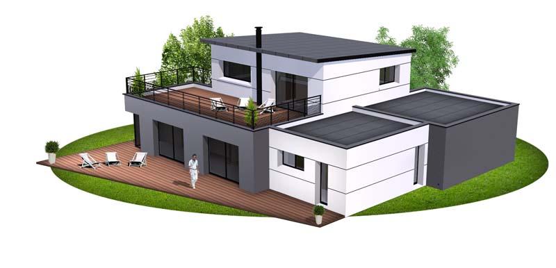 de maison originale moderne achat