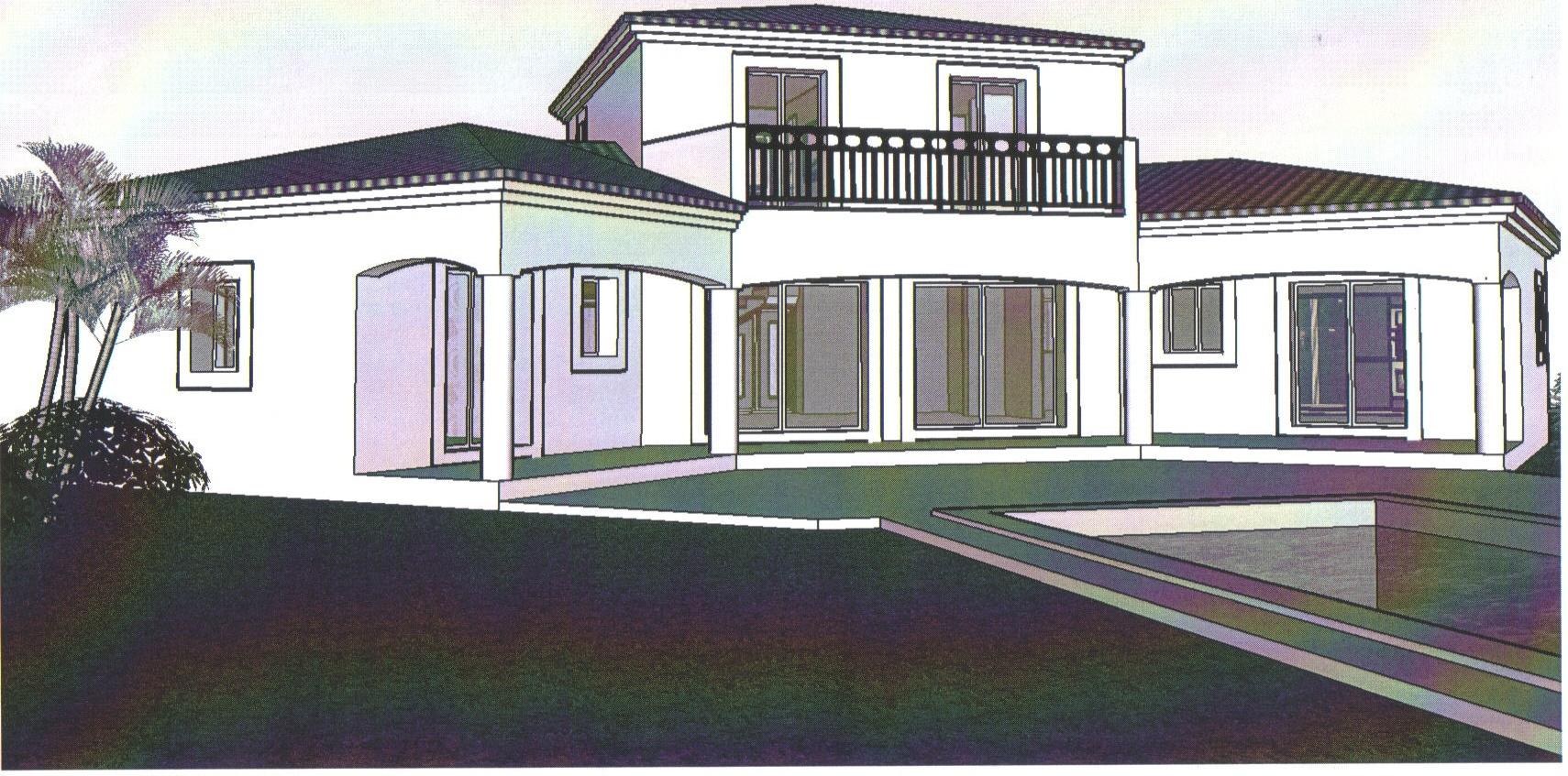 Maison d architecte d finition segu maison - Logiciel plan maison 2d ...