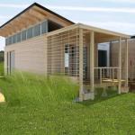 image maison écologique