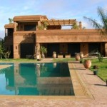 image maison marocaine