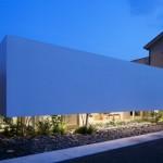 maison contemporaine japon