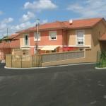 maison individuelle groupée
