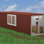 maison individuelle modulaire