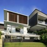 maison moderne originale