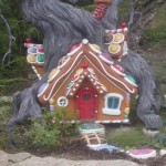 photo de maison hansel et gretel