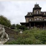 photo de maison hantée disneyland paris
