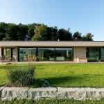 photo de maison villa basse