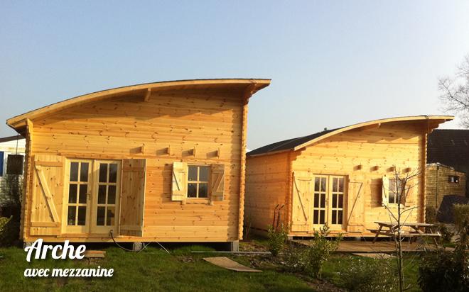 maison en bois kit 20m2 ventana blog. Black Bedroom Furniture Sets. Home Design Ideas