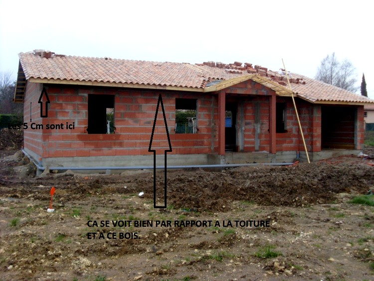 image maison construction