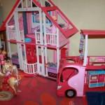 image maison de barbie