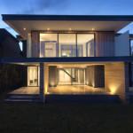 maison contemporaine toiture terrasse