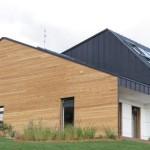 maison contemporaine zinc
