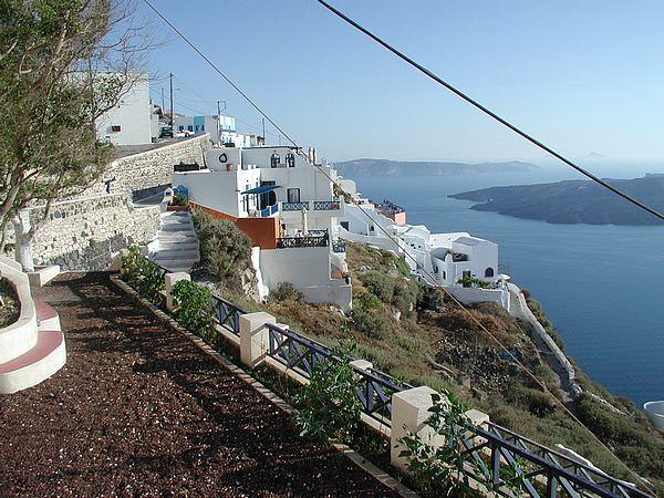 photo de maison grecque
