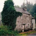 photo de maison rustique