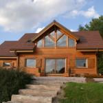image maison bois