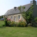 image maison bretonne