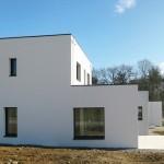 maison contemporaine fenetre