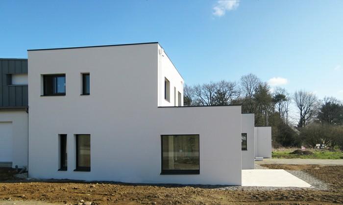 Fenetre Maison Contemporaine Moderne