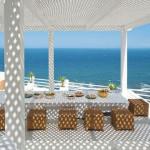 maison en bois bord de mer
