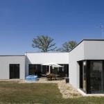 maison individuelle cubique