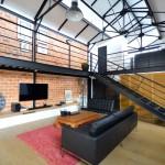maison moderne hangar