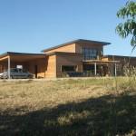photo de maison bois