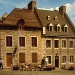 photo de maison vieux-quebec