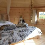 chalet bois nordique