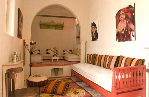 image maison tunisienne