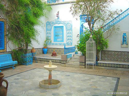 maison tunisienne