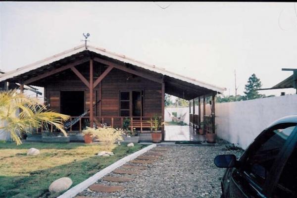 maison en bois tunisie