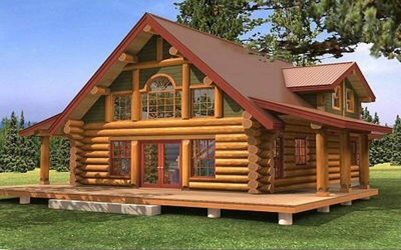 Maison De Bois En Kit. Simple Chalet En Kit With Maison De Bois En