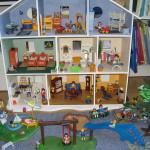 image maison playmobil