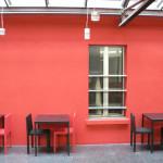 image maison rouge