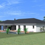 maison plain pied architecte