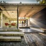 maison moderne urbaine